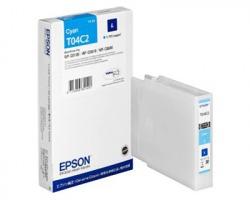 Epson T04C2 Cartuccia inkjet ciano originale L (C13T04C240)