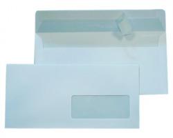 Blasetti 148 Super strip - Buste 11x23cm a tasca c/lembo autoadesivo - confezione 500pz