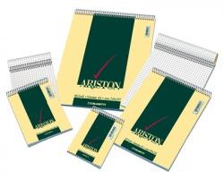 Blasetti 1088 Ariston - Blocco spiralato A4, 60 fogli con rigatura 5mm - conf. 10pz