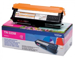 Brother TN320M Toner magenta originale bassa capacità