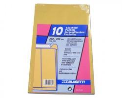 Blasetti 585 Sacchi 25cmx35cm in carta kraft avana 120gr - conf.10pz