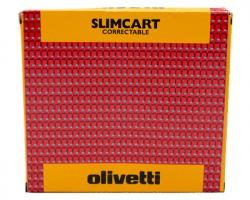 """Olivetti 82575 Nastro originale """"Slimcart Correctable"""""""