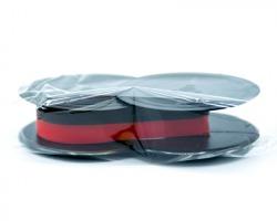 """Olivetti Nastro compatibile nylon """"nero / Rosso"""" D.B. MPS"""