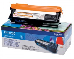 Brother TN325C Toner ciano originale media capacità