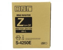 RISO Master originale 1x2 Rz 200 A4 (S4250) (da mettere in prenotazione)