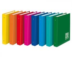 Blasetti 2400 One color copertina, raccoglitore ad anelli, colori assortiti - conf. 6pz