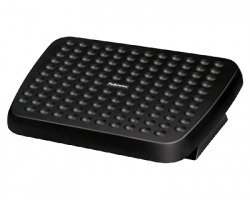Fellowes 48121-70 Poggiapiedi regolabile in due posizioni colore nero