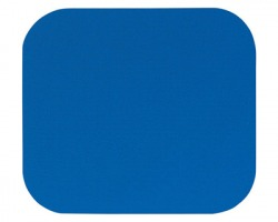 Fellowes 29700 Mousepad soft in blister, colore blu