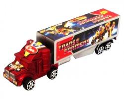 Gioco Camion Trans formers a frizione, misura 16cm