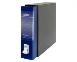 Rexel D26104 Registratore commerciale a leva dox-1 colore blu
