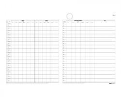 Registro carico/scarico suini 23pagine numerate