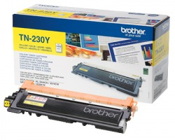 Brother TN230Y Toner giallo originale