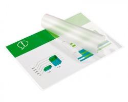 Gbc Ibico 3200723 Pouches formato A4 finitura lucida, spessore 2x125my - 100pz