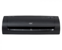 Gbc Ibico 4400744EU Fusion 1000l - plastificatrice a4, plastifica pouches fino a 2x75my, dotata di un pulsante e di una
