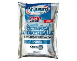 Henkel-Ariasana 673937 Kit maxi ricarica universale inodore 450gr 1pz