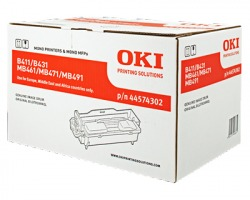 Oki 44574302 Drum nero originale