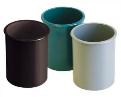 Presbitero PS20NERO Portapenne a bicchiere, colore nero, ø 70mm - 1pz