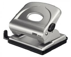 Rapid 21835502 Perforatore fashion fmc25+ in metallo, col. argento