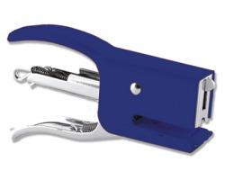Romeo-Maestri 0014176 Mini cucitrice a pinza N10 15ff punti N10 blu- 1pz