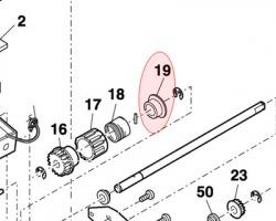 Olivetti 417012B Camma A2 originale