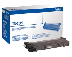 Brother TN2320 Toner nero originale 2.600 copie