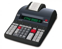 Olivetti B5898 Calcol LOGOS 914T termica (14 cifre)