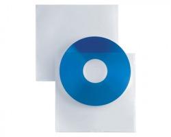 Sei 657530 Soft buste porta cd/dvd in pp liscio 12.5x12xcm - 500 pz