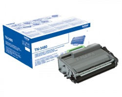 Brother TN3480 Toner nero originale da 8.000 copie