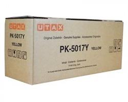 Utax PK5017Y Toner giallo originale (1T02TVAUT0)