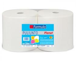 Formula 400 strappi bobina puliunto conf. 1x2, goffratura a rombo, in pura cellulosa, diam. rotolo 25cm, made in Italy