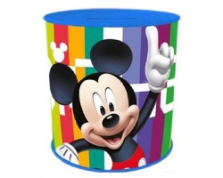 Disney Topolino Salvadanaio 11 x 13cm