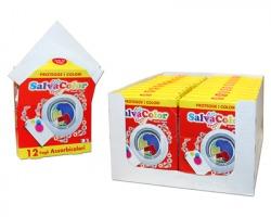 Foglietti Salva colore per lavatrice, conf, da 12pz