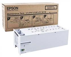 Epson C12C890191 tanica di manutenzione originale (absorber ink)