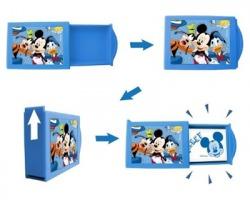 Disney Topolino gomma magica, dai 3 anni +