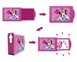 Disney Minnie gomma magica, dai 3 anni +