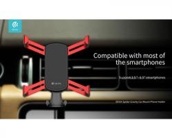 """Devia Supporto smartphone da auto a gravità """"spider"""""""