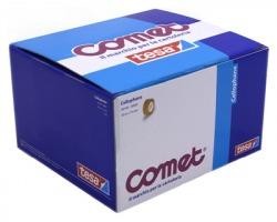 Tesa-Comet 64160-00022-02 Nastro adesivo in cellophane, misure 15mm x 33m - conf. 30pz