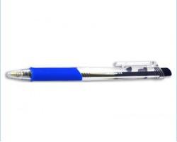 Penna a sfera a scatto softclick, blu, 1mm, 50pz