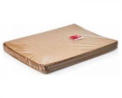 Carta pacchi avana formato 100x140cm (70gr) - 1 conf. da 50 fogli millerighe