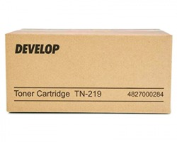 Develop TN219 Toner nero originale (4827000284)