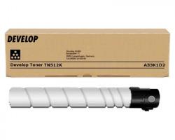 Develop TN512K Toner nero originale (A33K1D2)