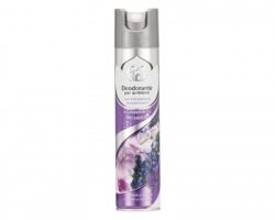 Deodorante spray lavanda 300ml 1pz
