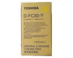 Toshiba DFC30Y Developer giallo originale (6LJ70384000)