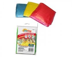 impermeabile tascabile di misura universale, colori assortiti