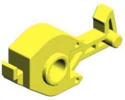 Ricoh D0396228 Rear transfer/ Separation lever originale