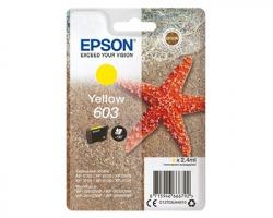 Epson 603 Cartuccia inkjet giallo originale (C13T03U44010)