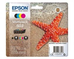 Epson 603 Multipack 4 colori originale (C13T03U64010)