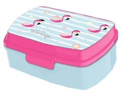 Portapranzo Flamingo/ Fenicotteri rosa