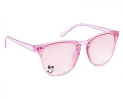 Disney Minnie Occhiali da sole rosa, 1pz, prodotto a marchio CE