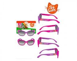 44 Gatti Occhiali da sole da bambina, 1pz, prodotto a marchio CE